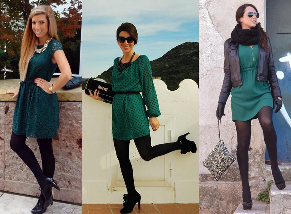 03_lookbook-para-trabalhar_look-de-inverno_vestido-verde-e-meia-calc3a7a-preta