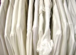 Super tendência: look todo branco